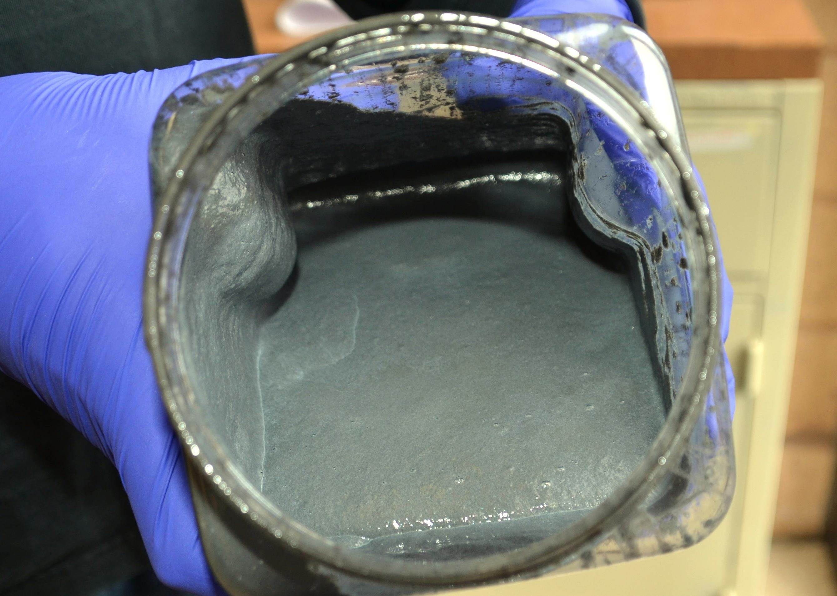 Emulsified Zero Valent Iron (ezvi)